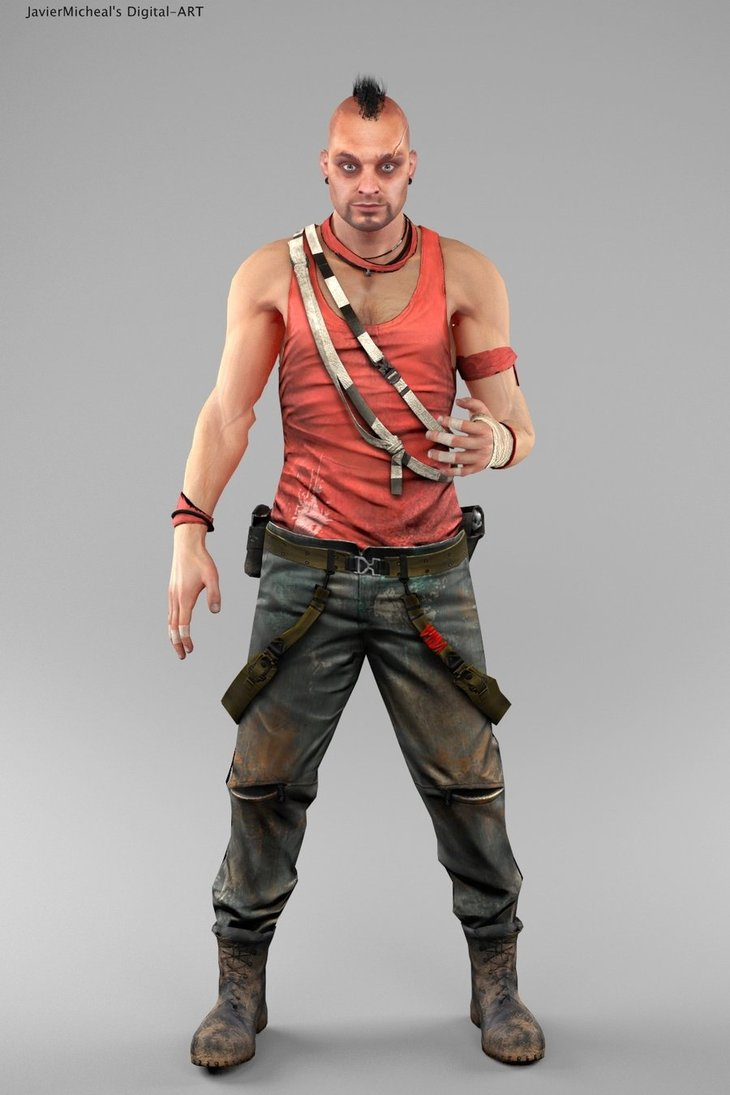 The Making Of Vaas Farcry 3 We Cosplay